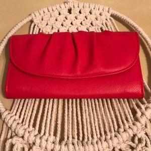 Apt. 9 Red Wallet
